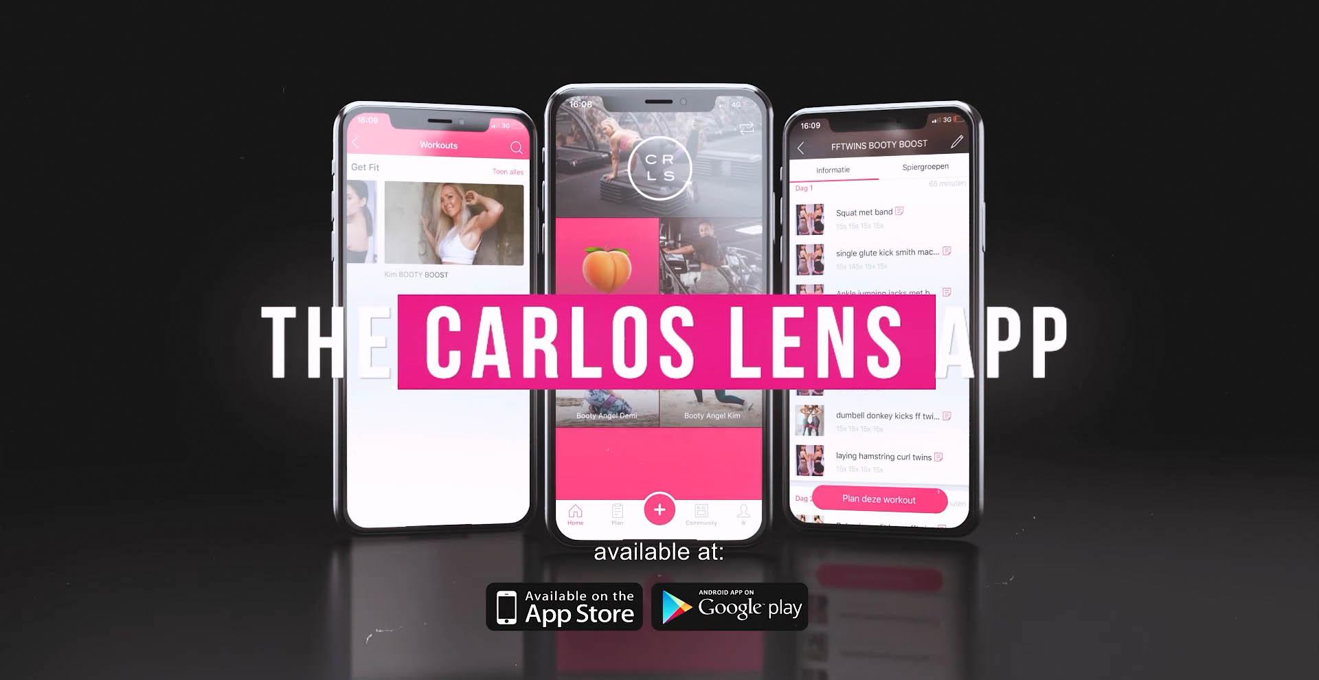carlos lens app